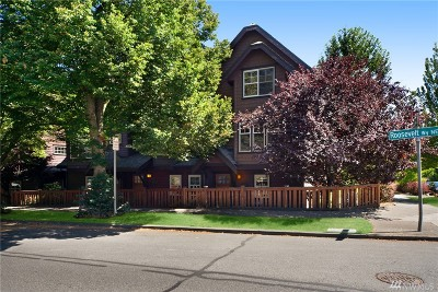 Seattle Single Family Home For Sale: 9602 Roosevelt Wy NE