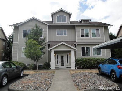Bellingham WA Condo/Townhouse For Sale: $242,000