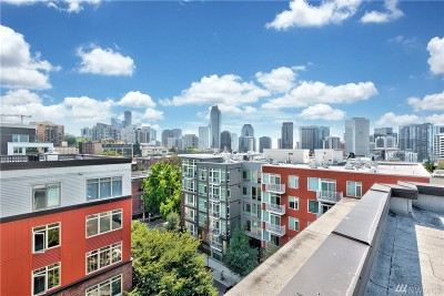 Seattle Condo/Townhouse For Sale: 1620 Belmont Ave #226