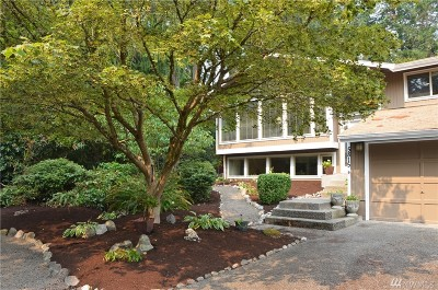 Gig Harbor Single Family Home For Sale: 5815 34th NW