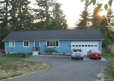 Custer Single Family Home For Sale: 7804 Custer School Road
