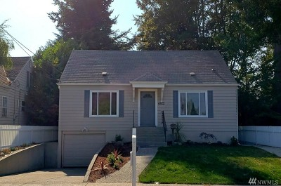 Single Family Home For Sale: 6522 Pacific Ave