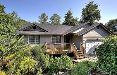 Tacoma Single Family Home For Sale: 8311 S 18th St