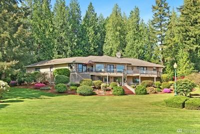 Renton Single Family Home For Sale: 14300 W Lake Kathleen Dr SE
