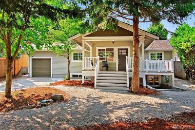 Seattle Single Family Home For Sale: 5131 S Hazel St