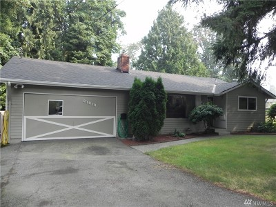 Single Family Home Sold: 21019 50th Place W