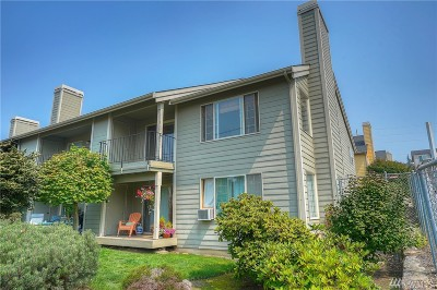 Tacoma Condo/Townhouse For Sale: 1111 S Villard St #A4