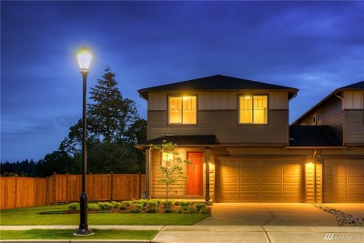 Lacey Single Family Home For Sale: 7827 19th (Lot 09) Lane SE