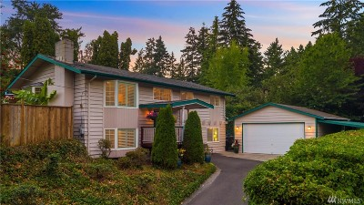 Edmonds Single Family Home For Sale: 17422 Olympic View Dr