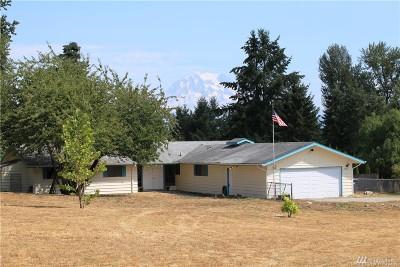 Graham Single Family Home For Sale: 27713 Webster Rd E