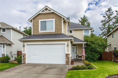 Puyallup Single Family Home For Sale: 11511 183rd St E
