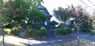 Seattle Single Family Home For Sale: 826 NW 63rd St