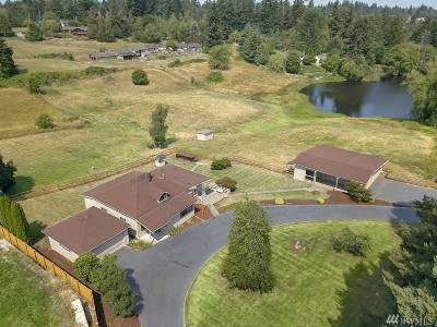 Auburn Single Family Home For Sale: 28603 124th Ave SE