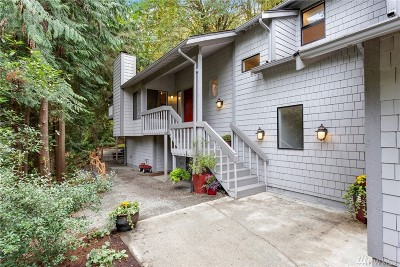 Bellevue Single Family Home For Sale: 15827 SE 50th St
