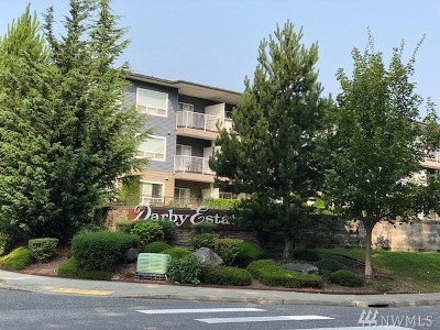 Bellingham Condo/Townhouse For Sale: 512 Darby Dr #215