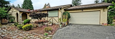 SeaTac Single Family Home For Sale: 21613 35th Ave S