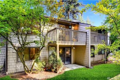 Bellevue Condo/Townhouse For Sale: 14609 NE 35th St
