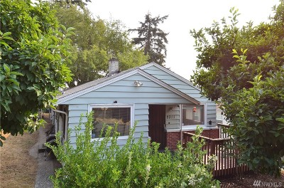 Seattle Single Family Home For Sale: 2311 S Bateman St