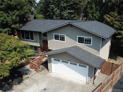 Edmonds Single Family Home For Sale: 14417 49th Place W