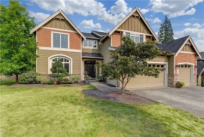 Bothell Single Family Home For Sale: 21805 32nd Ave SE