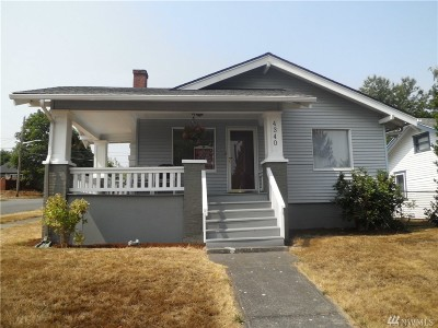 Tacoma Single Family Home For Sale: 4340 S Thompson Ave