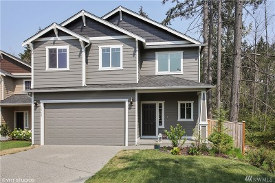 Puyallup Single Family Home For Sale: 14723 55th Av Ct E