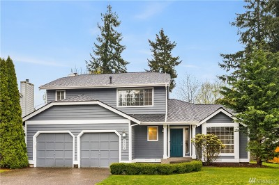 Maple Valley Single Family Home For Sale: 23505 SE 245th St