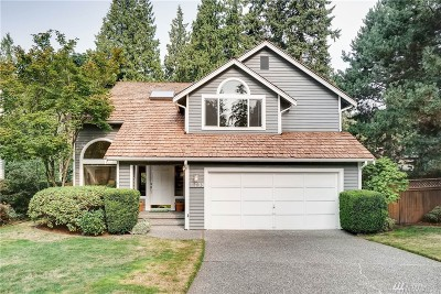 Bothell Single Family Home For Sale: 11708 NE 165th Place