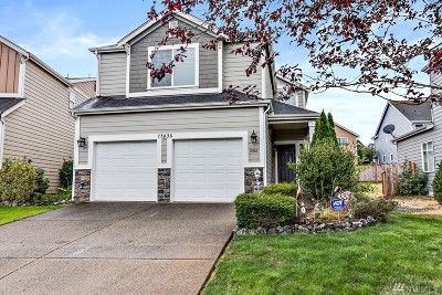 Puyallup Rental For Rent: 11436 184 Th St Ct E