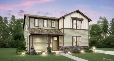 Black Diamond Single Family Home For Sale: 23383 SE Fir St #06