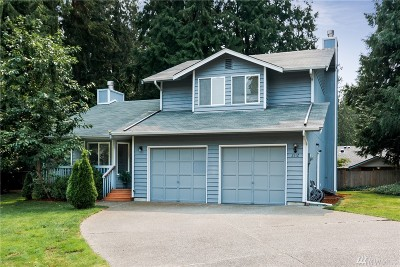 Single Family Home For Sale: 2312 74th St SE