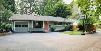 Renton Single Family Home For Sale: 16609 Benson Rd S