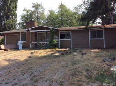 Federal Way Single Family Home For Sale: 2653 SW 332nd St