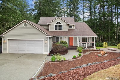 Gig Harbor Single Family Home For Sale: 5917 68th St NW