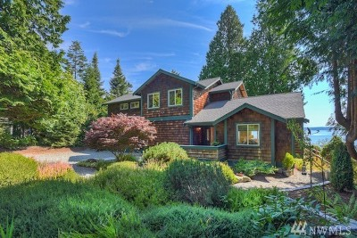 Port Ludlow WA Single Family Home For Sale: $612,500