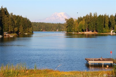 Yelm Residential Lots & Land For Sale: 16312 Pleasant Beach Dr SE