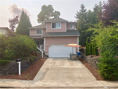 Tacoma Single Family Home For Sale: 5610 Ferdinand St