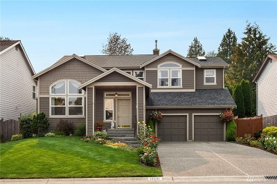 Kenmore Single Family Home For Sale: 14531 86th Place NE