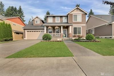 Bonney Lake Single Family Home For Sale: 18403 121st St E
