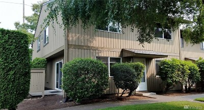 Tacoma Condo/Townhouse For Sale: 5904 N 15th #A-101