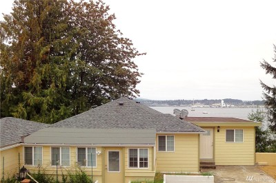Port Orchard Single Family Home For Sale: 204 Farragut Ave N