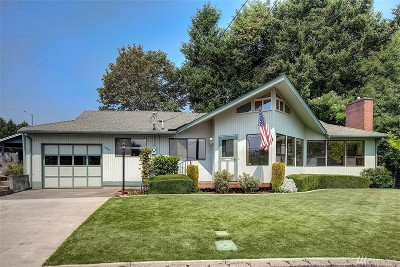 Tacoma Single Family Home For Sale: 1207 Browns Point Blvd NE