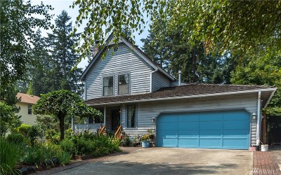 Puyallup Single Family Home For Sale: 14310 77th Ave E