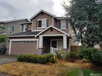 Fife Single Family Home For Sale: 3924 62nd Ave E