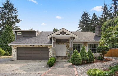 Woodinville Single Family Home For Sale: 19106 136th Ave NE