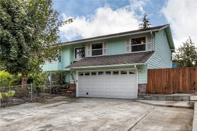 Kent Single Family Home For Sale: 22804 125th Ave SE
