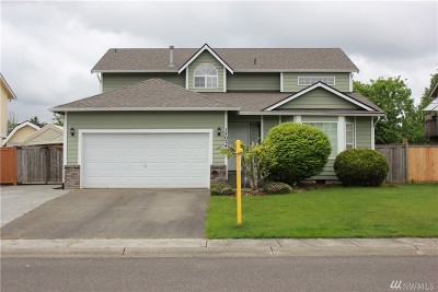 Puyallup Single Family Home For Sale: 17024 115th Ave E