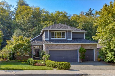 Everett Single Family Home Contingent: 724 41st Place