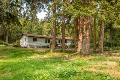 Freeland Single Family Home Pending: 5190 Ollom Dr