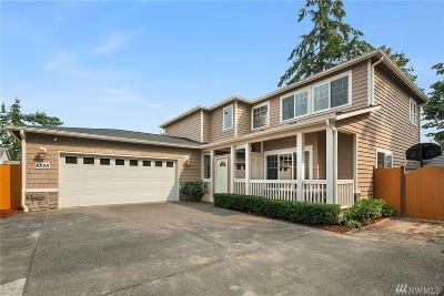 Edmonds Single Family Home For Sale: 8228 234th St SW